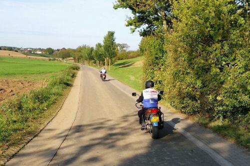 Motorrijbewijspoint Nieuw-Vennep examengarantie