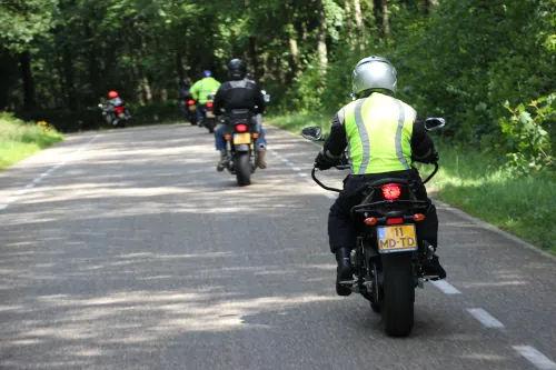 Motorrijbewijspoint Nieuw-Vennep motor lesplan