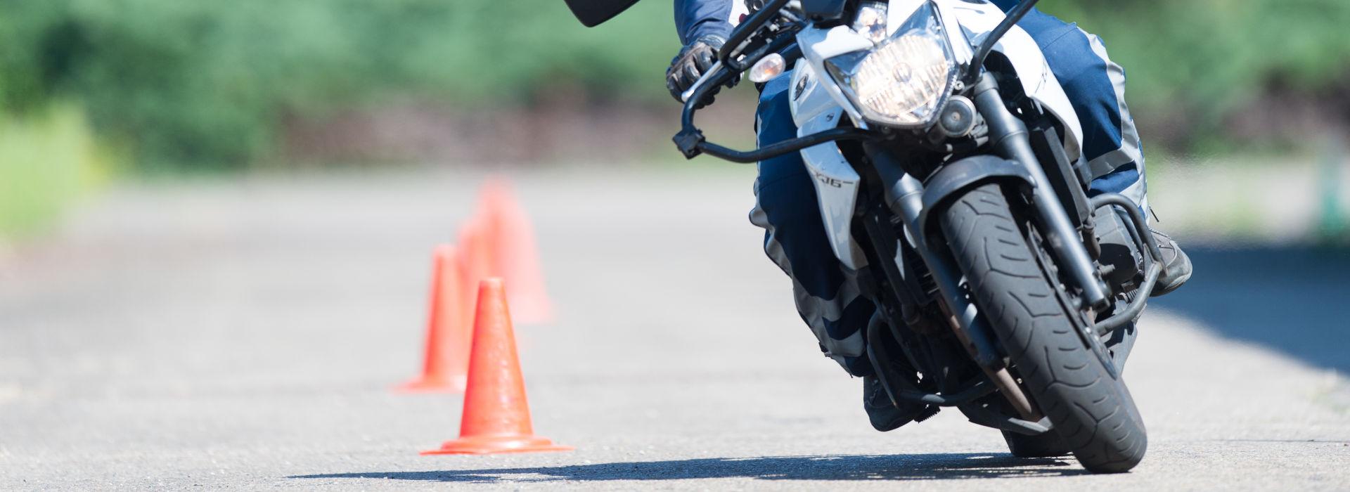 Motorrijbewijspoint Nieuw-Vennep motor rijvaardigheid