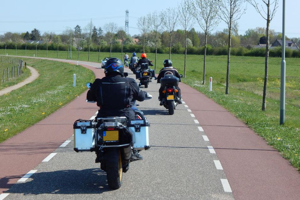 Motorrijbewijspoint Nieuw-Vennep motorrijlessen