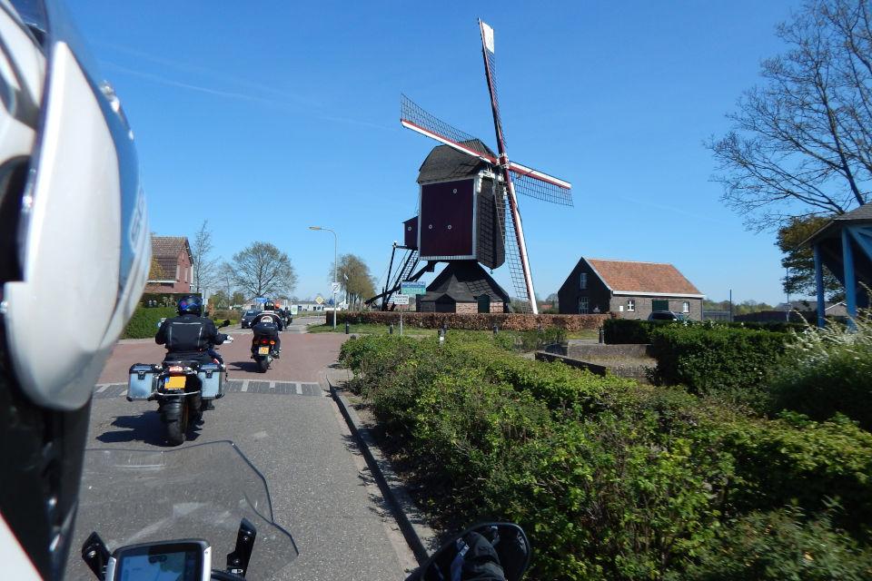 Motorrijbewijspoint Nieuw-Vennep motorrijlesplan